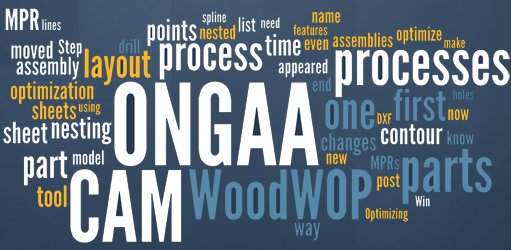 ONGAA CAM for WoodWOP